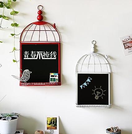 Memo Boards American Style Birdcage Wall Mount Billboard Storage Stunning Birdcage Memo Board