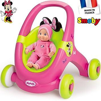 Amazon.es: Cochecito de juguete Minnie Mouse y en un tacatá ...
