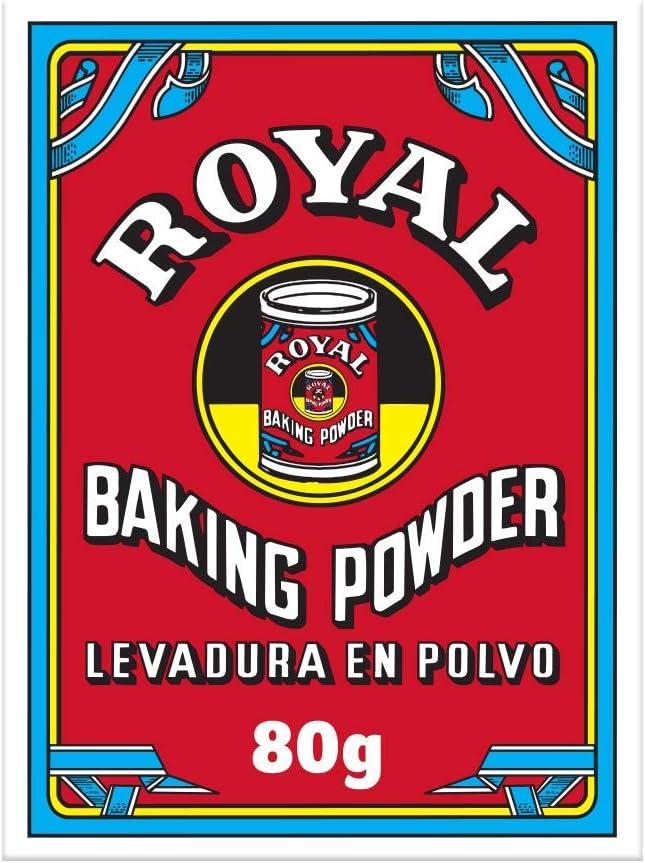 Royal - Levadura en Polvo Clásica - 80 g