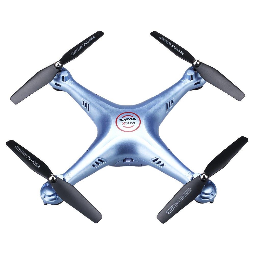 Syma X5HW Drone 2.4 GHz WIFI FPV en tiempo real Barómetro ...