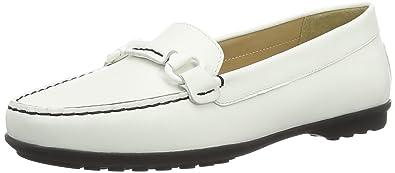 Geox D Elidia B, Mocassins Femme  Amazon.fr  Chaussures et Sacs 6362ed715af7