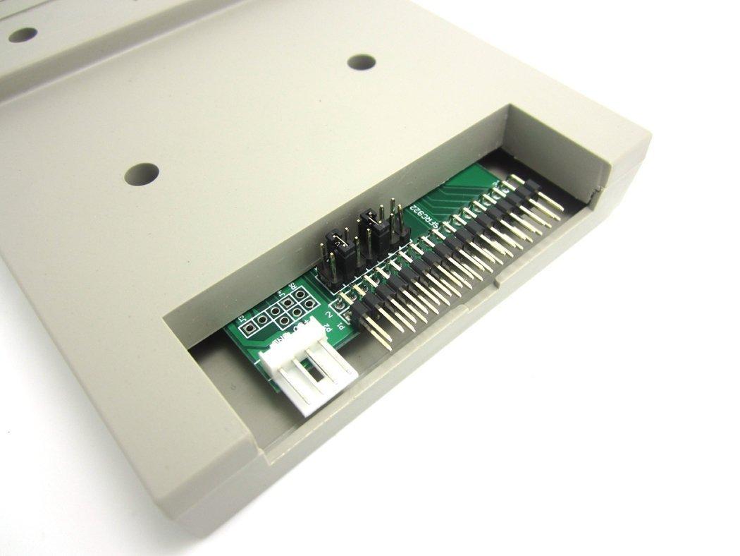 Emulador de Disquetera Externa con USB Blanco NAMVO SFRM72-FU