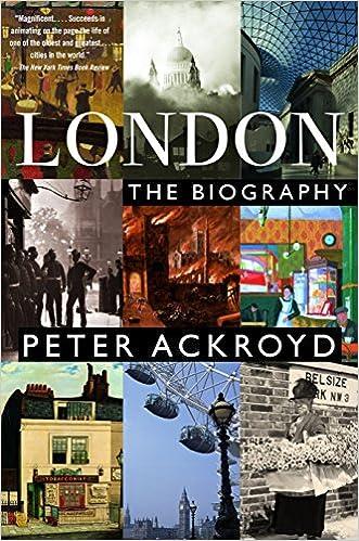 Amazon com: London: The Biography (9780385497718): Peter