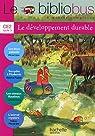Le Bibliobus n° 29 CE2 : Le développement durable par Girin