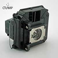 CTLAMP E68 Replacement Projector Lamp General Lamp/Bulb with Housing For EH-TW5900 / EH-TW6000 / EH-TW6000W / EH-TW6100…