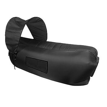 sfit - Sofá inflable con sombrilla Agua Densidad portátil ...