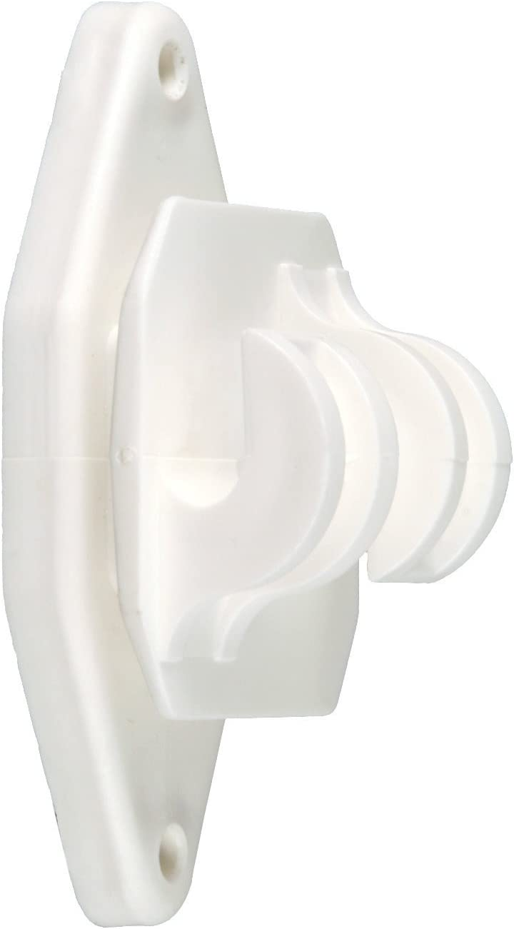 HorseSafe HS4W HD Line Post Insulators White