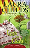 Eggs in a Casket by Laura Childs front cover