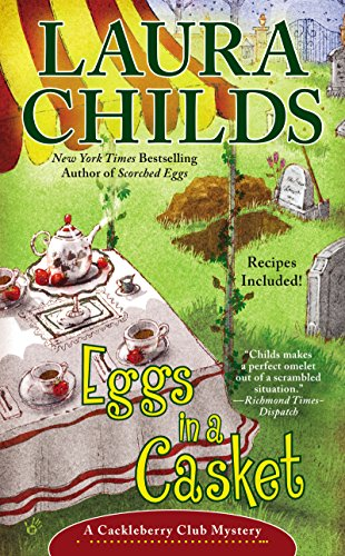 Eggs in a Casket (Cackleberry Club series Book 5)