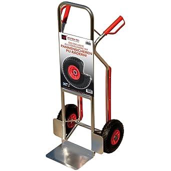 Pro Bau Tec pro bau tec aluminium sackkarre mit treppenrutsche und pu rädern 150