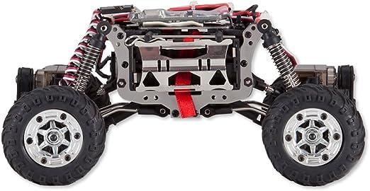 RTR BASHER ROCKSTA 1//24 MINI ROCK CRAWLER 4WS 4WD TRAIL TREKKER ALL METAL GEARS