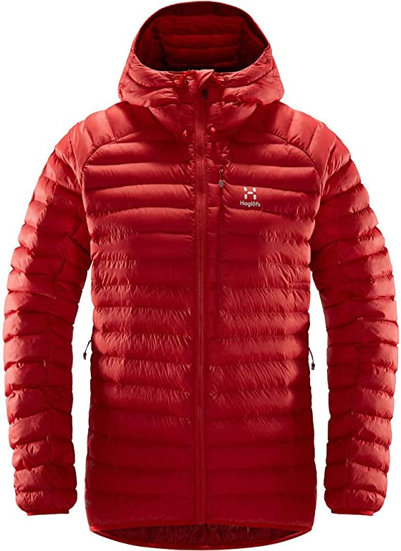 wasserabweisend atmungsaktiv Hagl/öfs Steppjacke Kinder Barrier Jacket Insulating
