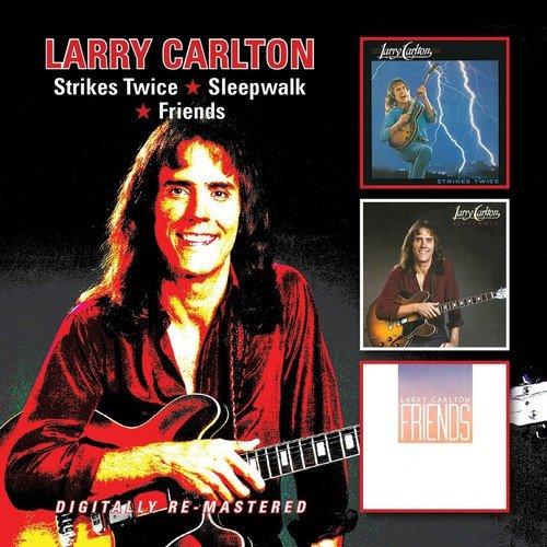 Strikes Twice/Sleepwalk/Friends /  Larry ()