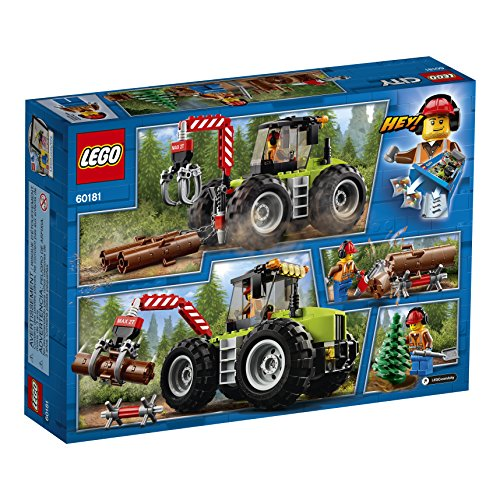 LEGO City Forest Tractor 60181 Building Kit (174 Piece) by LEGO (Image #4)