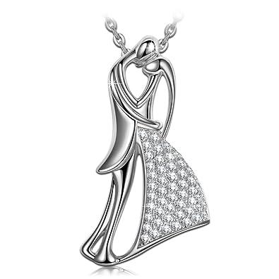 ANGEL NINA Regalos Navidad Mujer collares mujer joven collar ...