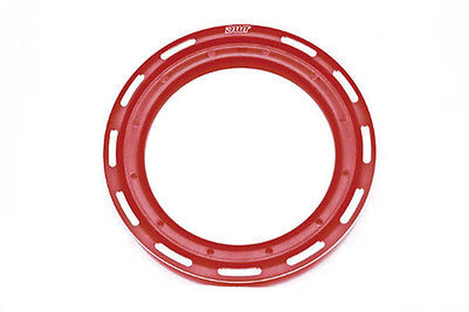 Douglas Technologies Beadlock Rings .190 - 8in. - Red Powder Coat DOUGLAS WHEEL tr-557206