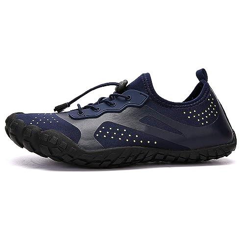 PADGENE Water Shoes Socks Barefoot Skin Swim Shoes, Men ...