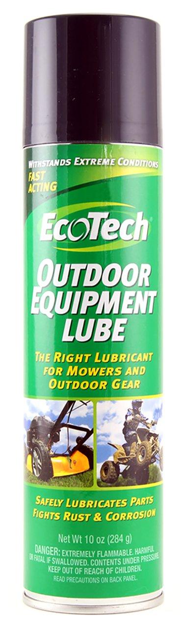 EcoTech Outdoor Equipment Aerosol Lubricant, 10-Ounce