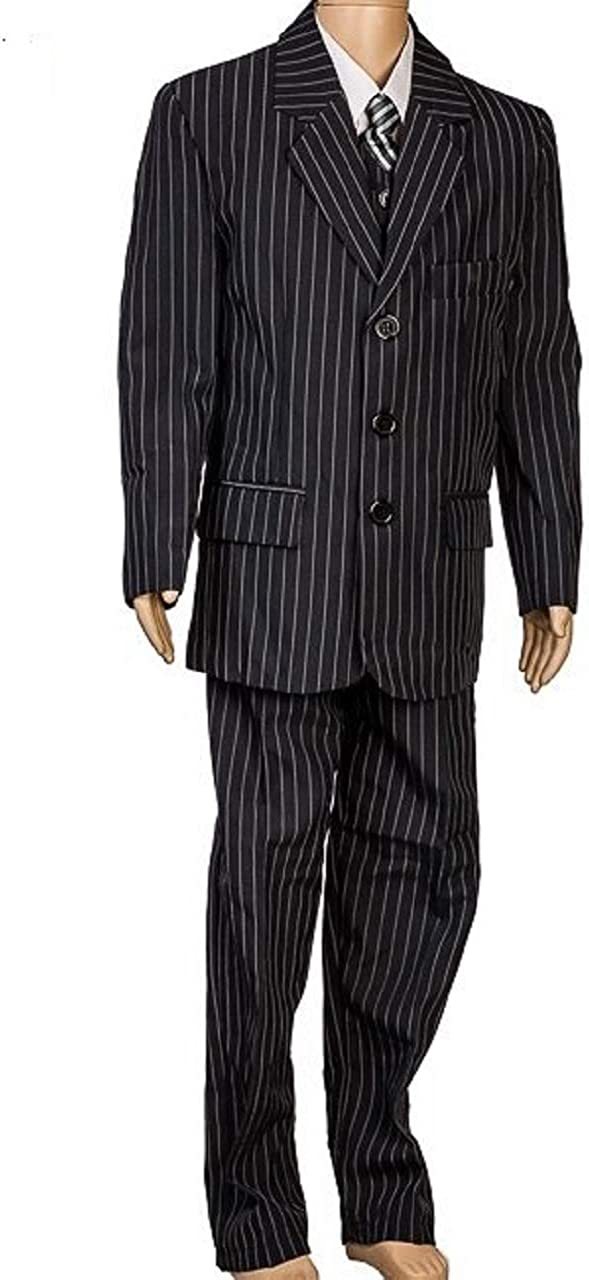 5-unidades Infantil traje de con de rayas azul en o negro ...