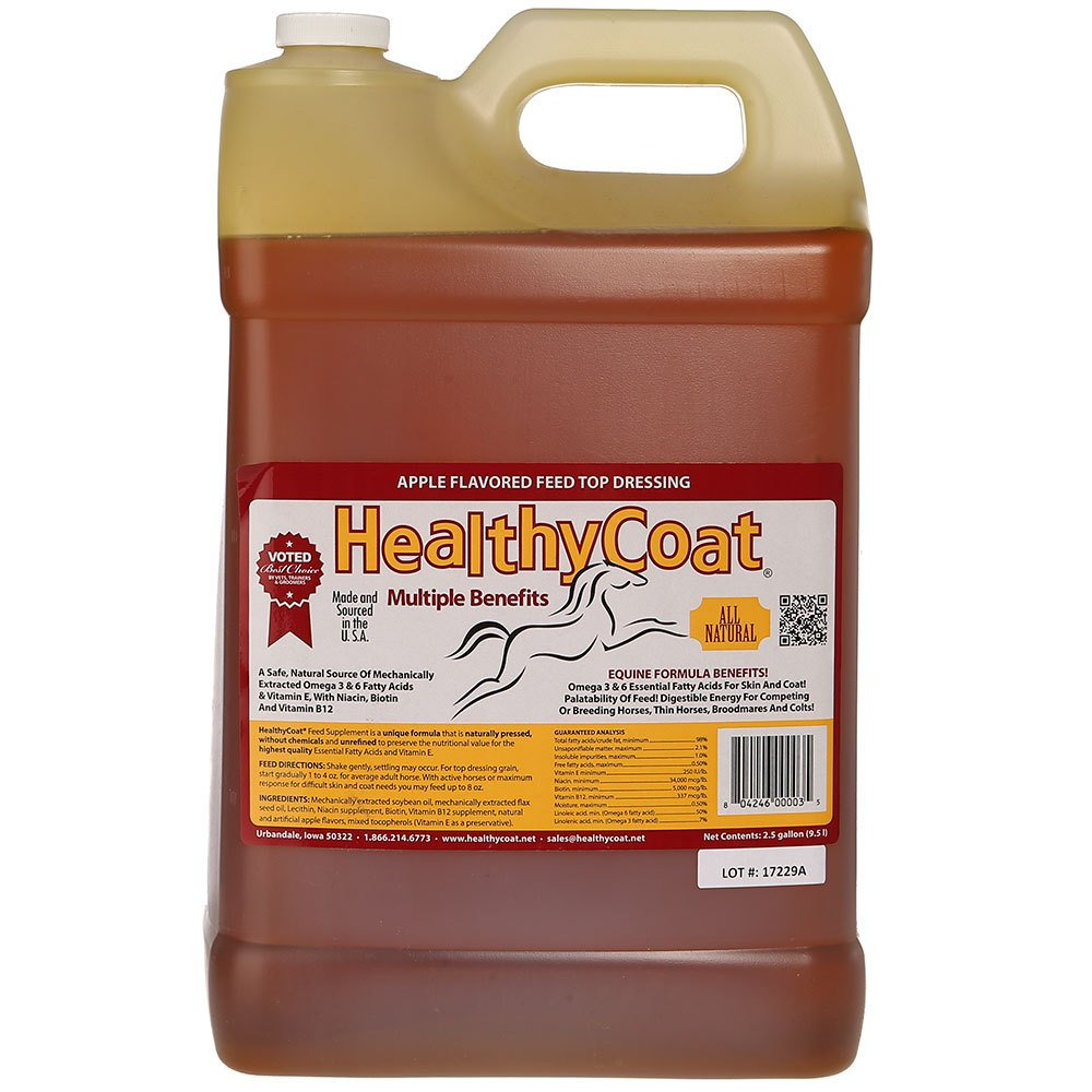 HealthyCoat Equine 2 5 Gallon