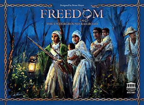 Freedom: The Underground Railroad image