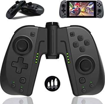 Elyco Mando para Nintendo Switch Joycon, Bluetooth Inalámbrico Wireless Controller Controlador Gamepad Joystick Soporta Turbo para Nintendo Switch: Amazon.es: Electrónica