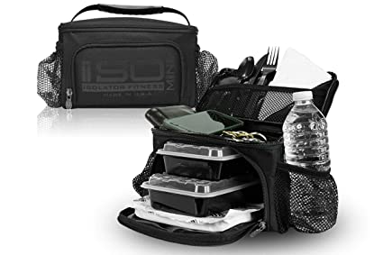 Aislador Fitness opaco ISO Mini bolsa de comida