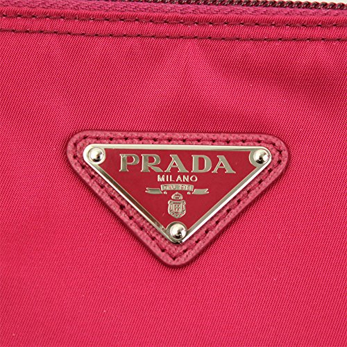 Nylon Ibnisco Cross Women's Pink Body Prada Bt0715 Bag vwq1E7q0n