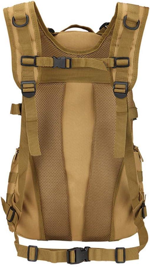 JITALFASH 40L 3P Tactical Backpack Military Bag Army Camping Men Tactical Molle Cycling Hiking Bags 6