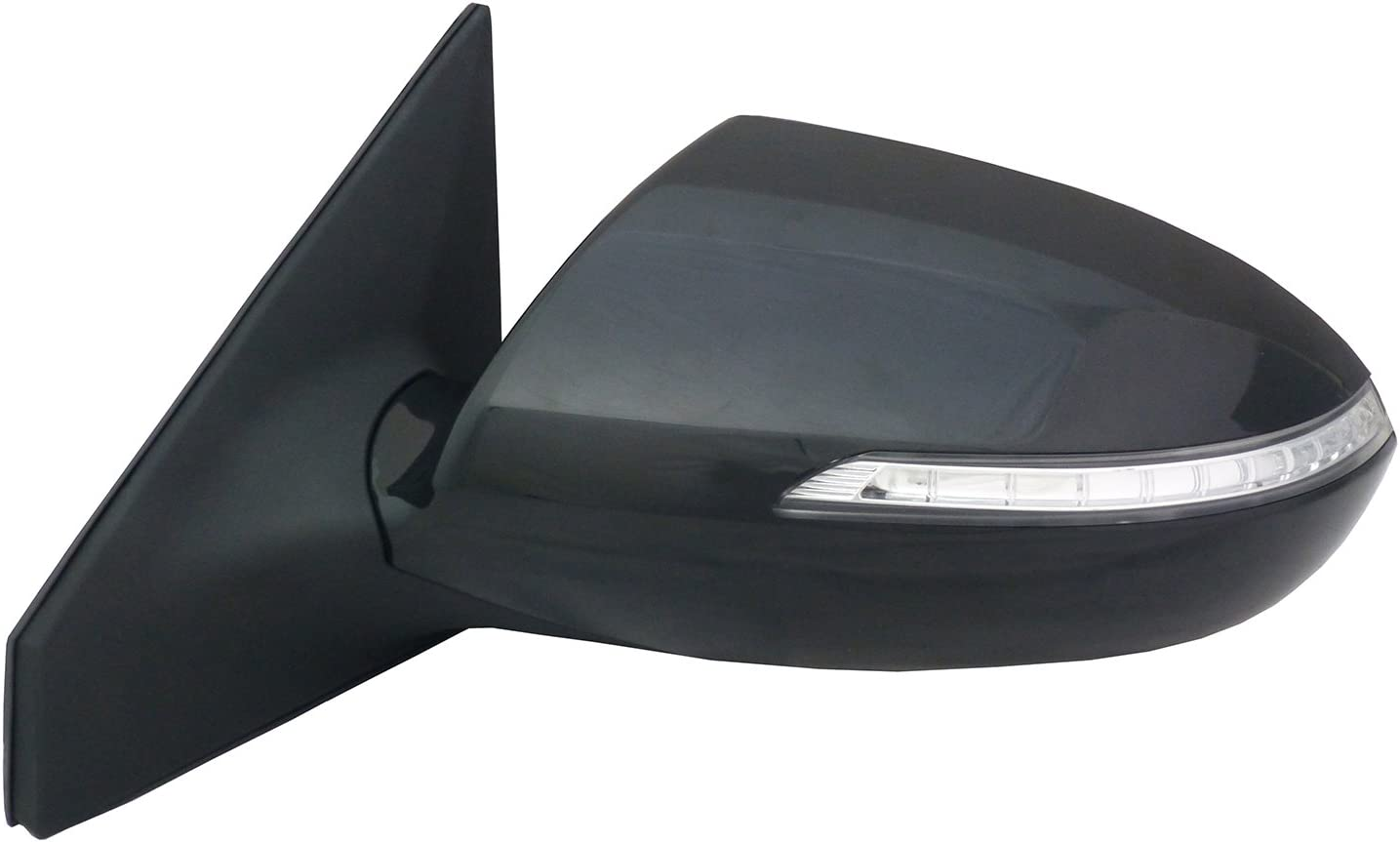 TYC 8110151 Kia Sportage Right Non-Heated Replacement Mirror