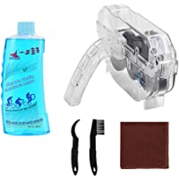Bike Chain Scrubber Set - Bicycle Chain CLEANING AGENT-Bike Chain Cleaner, Bicycle Durable Chain Gear Wheel Cleaning…