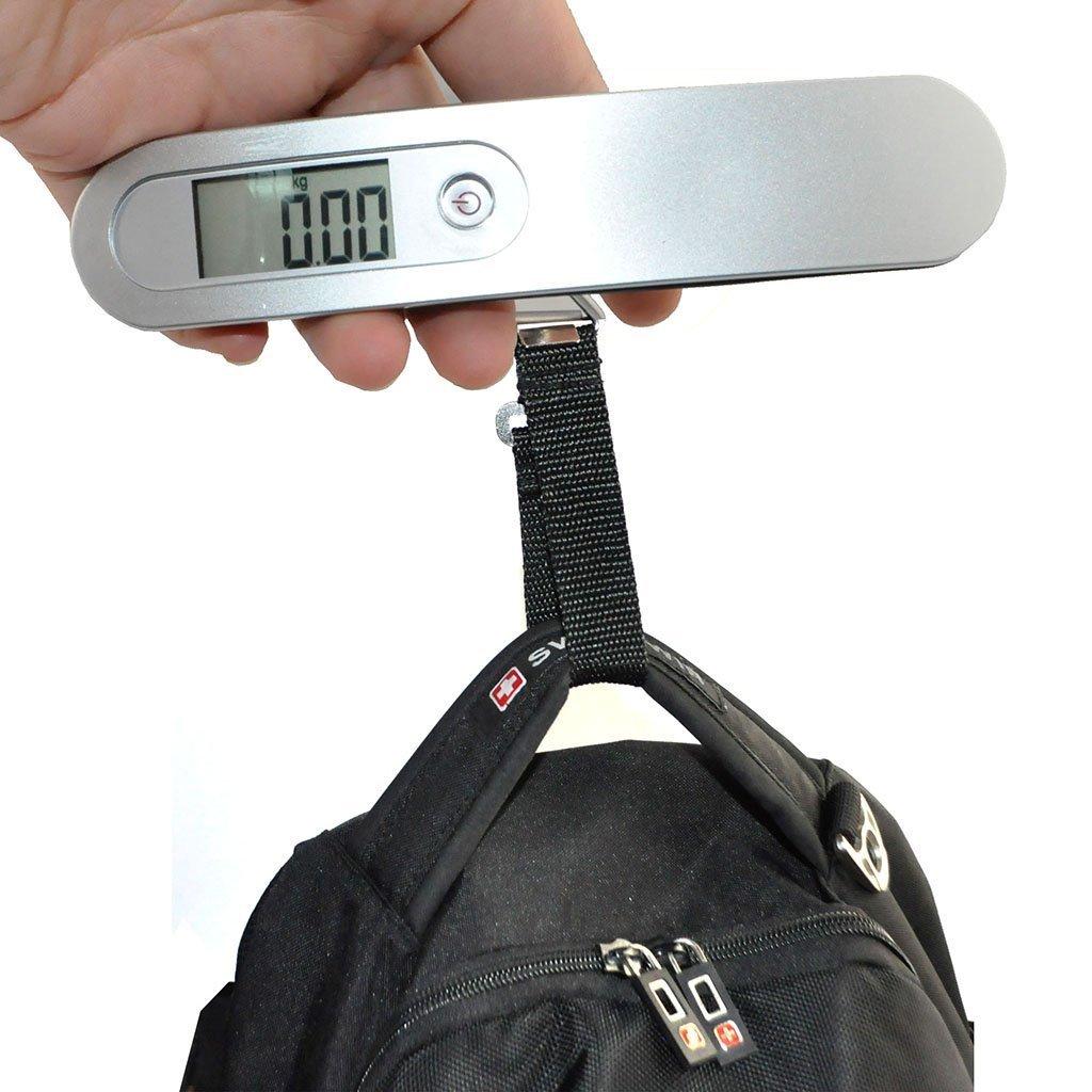 PrimeTrendz 110lb / 50kg郵便荷物吊り下げ電子デジタルスケール、auto-off B016E5CIVI