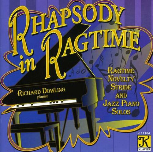 Rhapsody In Ragtime by Klavier