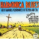 VARIOUS - HARMONICA BLUES - HARMONICA RECORDINGS O