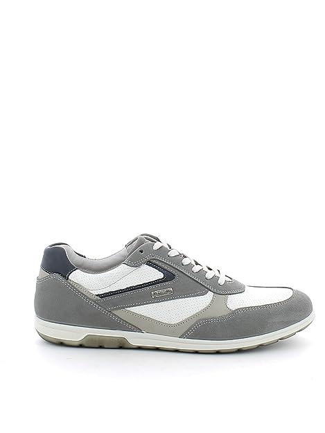 IGI&Co - Zapatos de cordones de Piel para hombre, color Blanco, talla 44