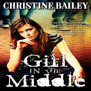 Girl in the Middle Audiobook