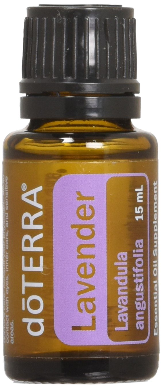 doTERRA Lavender Essential Oil - 15 ml - 2 Pack