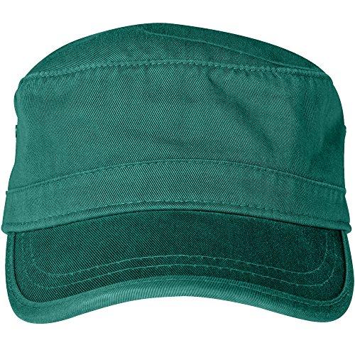ECOnscious 100% Organic Cotton Twill Corps Hat - Spruce