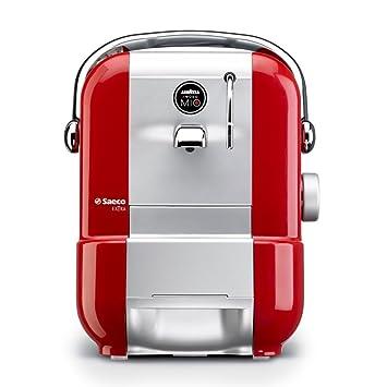 Saeco RI9575-11, Rojo, Plata, 1.2 m, 1050 W, AC, 100 - Máquina de café: Amazon.es: Hogar