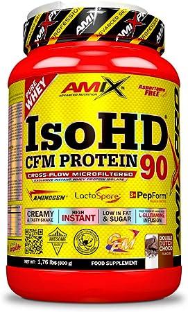 AMIX Iso Hd 90 Cfm 800 Gr Doble-Chocolate 800 g: Amazon.es ...