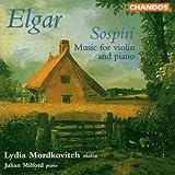 Elgar: Sospiri - Music for Violin and Piano