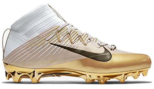uk availability ba132 58b58 Nike Vapor Untouchable 2 LE Super Bowl 50 Rare Football Cleats Size 9 (9,