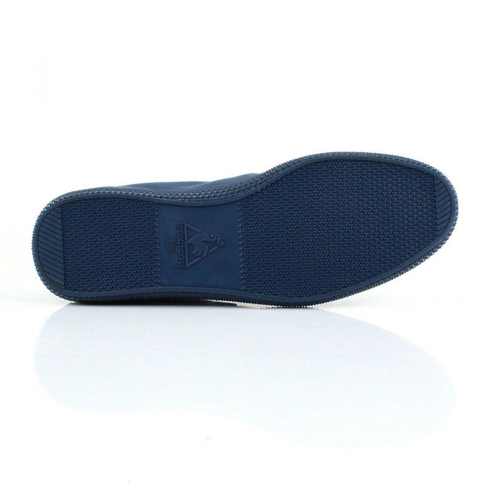d7f2cf75bb23 Le Coq Sportif Men s Baskets Provencale 2 CVS Trainers Blue Size  5   Amazon.co.uk  Shoes   Bags