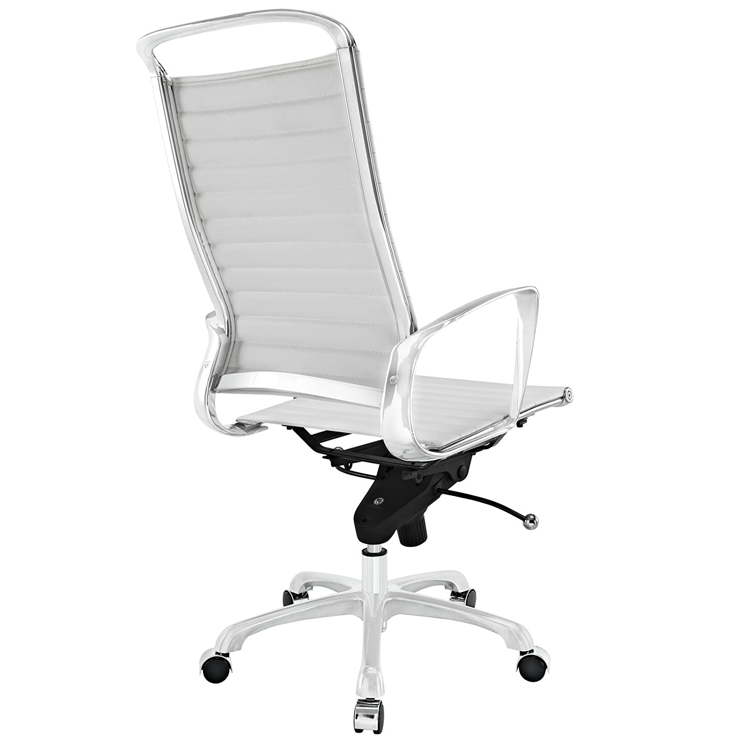 Amazon Modway Tempo Highback fice Chair White Kitchen