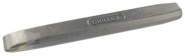 GUILLET 8702 –  Impact chisel, hard metal tip, long (190 mm) long (190mm) Guillet Sas