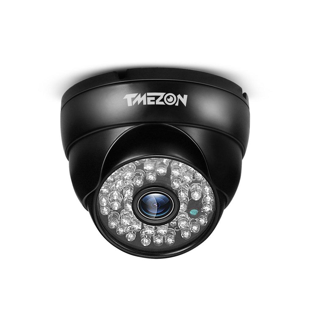 TMEZON Hohe Aufl/ösung 1//3AHD 2.0MP 1080P /Überwachungskamera f/ür innen und au/ßen,IR-Cut 48IR LEDs 135ft 3.6mm Objektiv Nachtsicht mit BNC Kabel und Netzadapter muss mit AHD DVR verwendet Werden