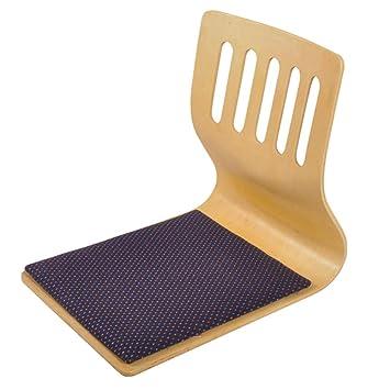 Amazon.com: Cojín de asiento de madera Xiaoyan, sin patas ...