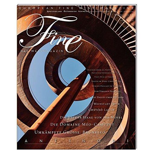 FINE Das Weinmagazin 01/2013: 20. Ausgabe