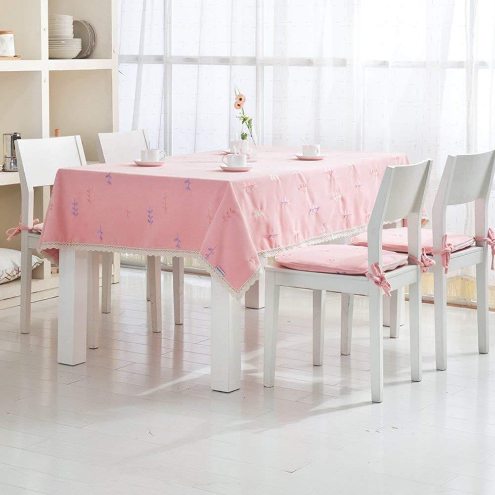 Shuangdeng 田舎のきれいなテーブルクロス現代の長方形のテーブルクロスの居間のコーヒーテーブルクロス (Color : B, サイズ : 140x220cm(55x87inch)) 140x220cm(55x87inch) B B07SCJY8VT