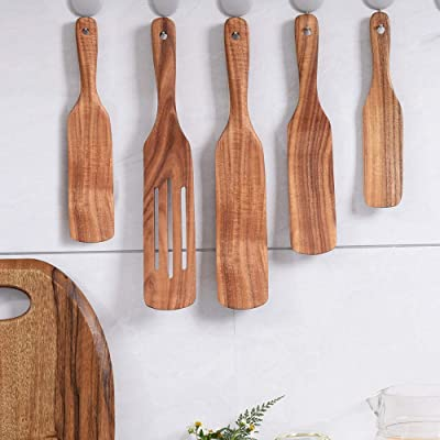 Buy Kitchen Tools Kitchen Wooden Cooking Utensils Kitchen Tools Kitchen Cooking Utensils Set Wood Spatula Cooking Tools Spurtle Set As Seen On Tv Set Of 5 Wooden Utensils For Cooking Online In Turkey B08tvc8d9w